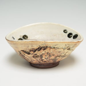 Fish Oval Bowl