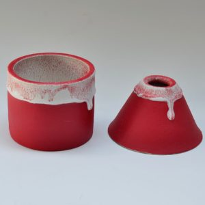 #12 Two Red Pots