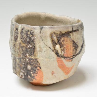 #27 Tea Bowl, Shino
