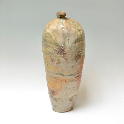 #36 Large Celadon Bottle