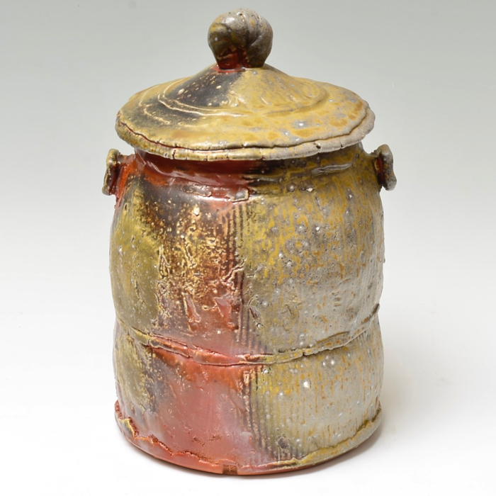 #40 Lidded Jar
