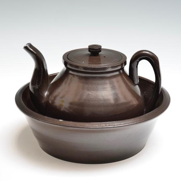 #37 Teapot & Bowl