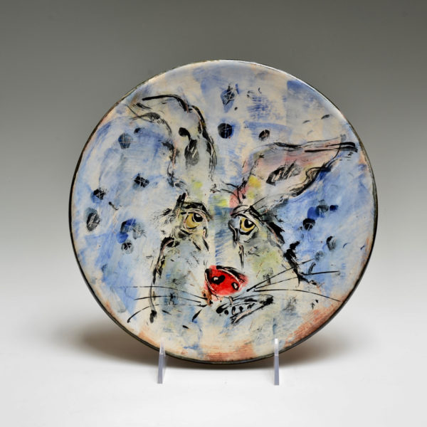 Ron Meyers #11 Rabbit Plate