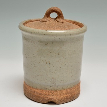 Byron Temple Repaired Jar