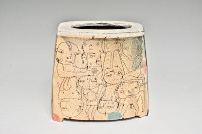 Robert Brady #4 Vase