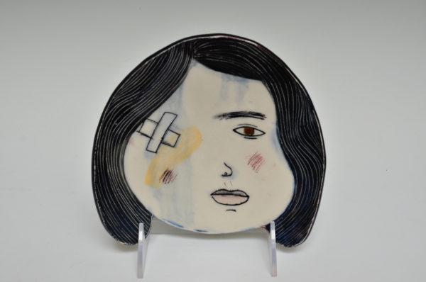 Kevin Snipes #9 Girl