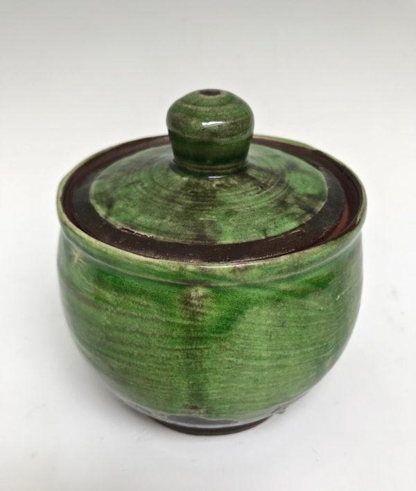 Covered Jar  sold