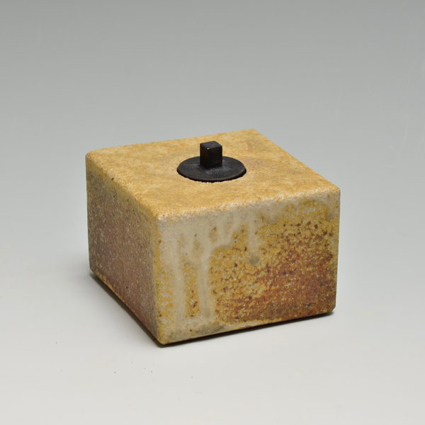 Carved Toothpick Container - 16