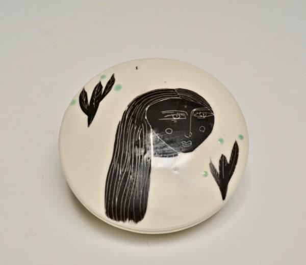 Pocahontas Jar