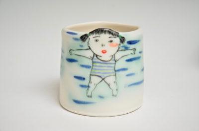 Swimmer Cup BL 1-E