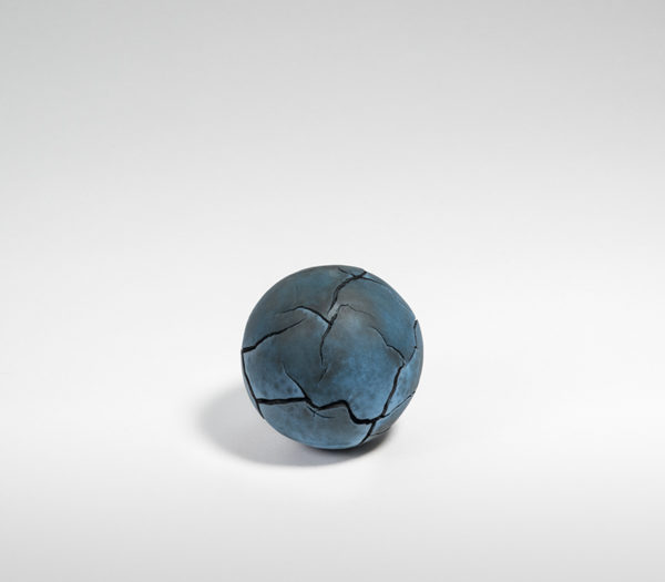 Blue Grey Sphere