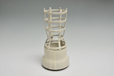 Trellis vase
