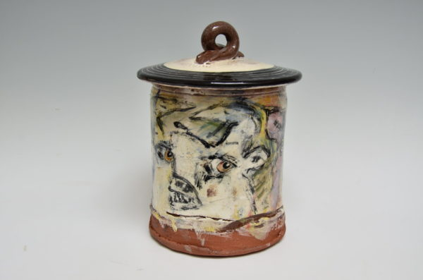 Covered Jar      rm-20