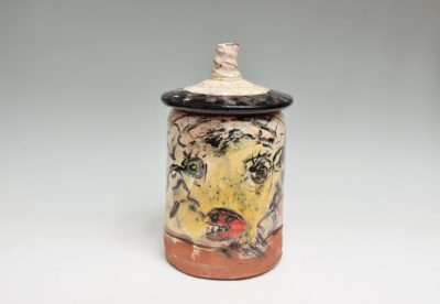Covered Jar rm-22