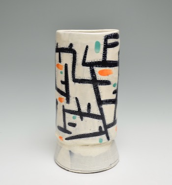 Oval Vase #1