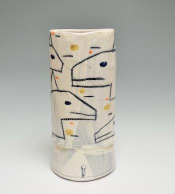 Oval Vase #2