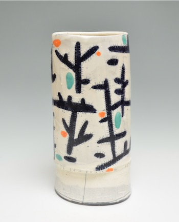 Oval Vase #3