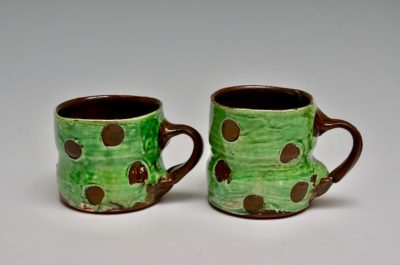 Mugs #2 a,b, sold separately