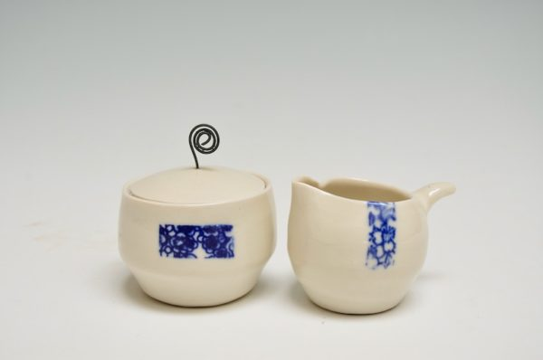 Cream & Sugar Set #40
