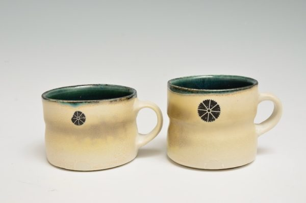 Mugs #68 a sold and b available