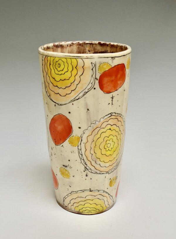 Tall Flower Vase          KR-11