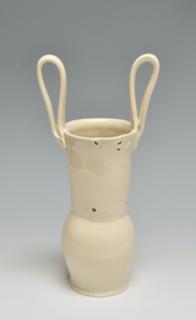 Popped Corn Vase - 4f