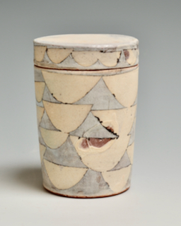 Covered Jar 3