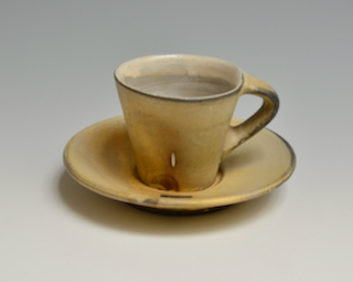 Cup and Saucer 10a