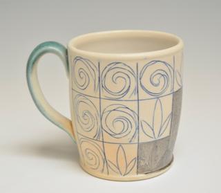 Mug with Binary Code   19