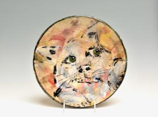 Cat Plate  56