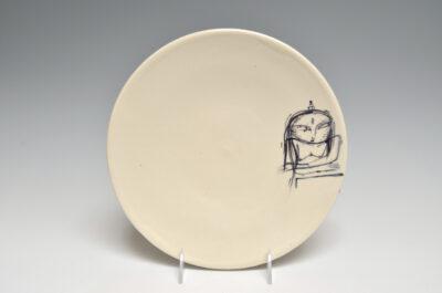 Plate   75