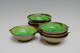 Set of Small Bowls   109